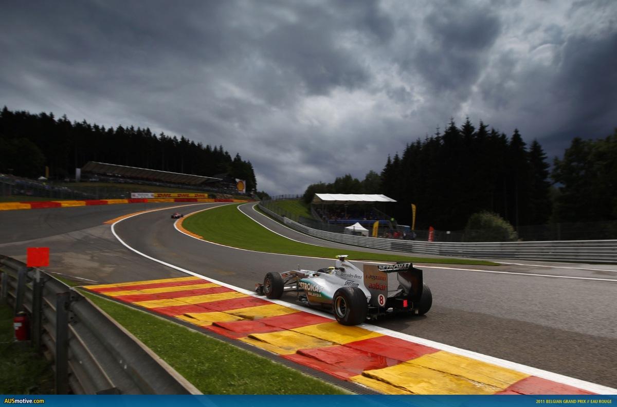 Top 10 : As melhores curvas da F1