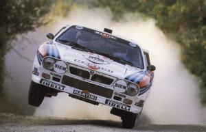 1985 Sam Remo Lancia 037 Rallye Henri Toivonen (1)