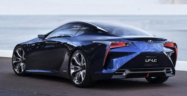 2017-Lexus-LF-LC-rear