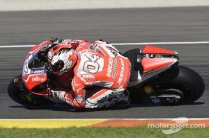 Andrea Dovizioso, Ducati Team (foto:Ducati Corse)