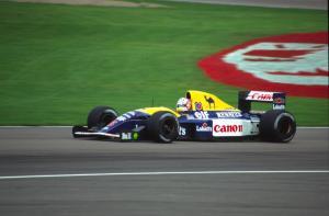 Nigel Mansell Williams FW14B 01_03