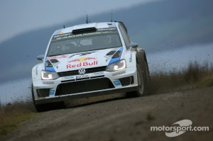 Rally Great Britain (Wales) 2014