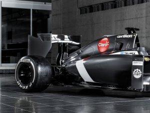 Sauber-C33-rear_3073015