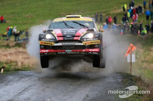 Motor Racing - World Rally Championship - WRC Wales Rally GB, Deeside, Flintshire