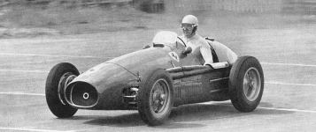 Ascari, Silverstone 1953 (Ferrari 500)