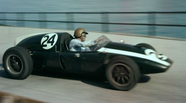 Jack Brabham, Cooper-Climax no Mónaco (Getty Images)