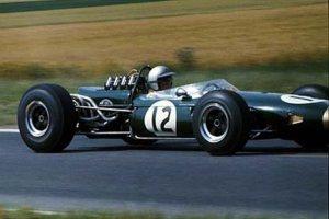 Jack Brabham, Brabham em Brands Hatch (© Schlegelmilch)