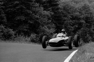 Graham Hill, BRM em Nürburgring