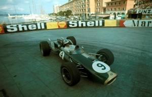 Denny Hulme, Brabham no Mónaco