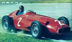 Fangio, Maserati 250F em França