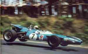 Jackie Stewart, Matra em Nürburgring