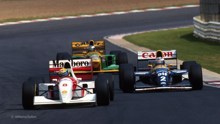 Foto: Williams/Sutton