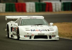 980101 Tom Coronel Japan GT Honda NSX 2