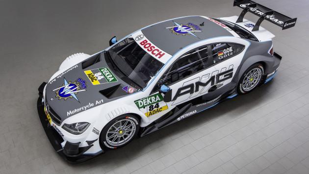 84 – Maximilian Gotz – MV Agusta Mercedes C63 DTM – Mücke Motorsport