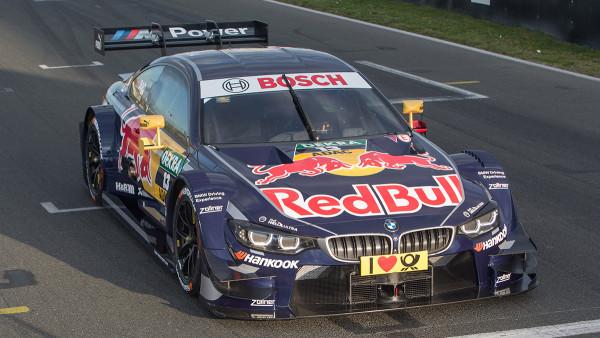 13 – António Félix da Costa – Red Bull BMW M4 DTM – BMW Team Schnitzer