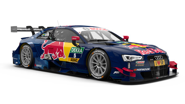5 – Mattias Ekström – Red Bull Audi RS 5 DTM – Audi Sport Team Abt Sportsline