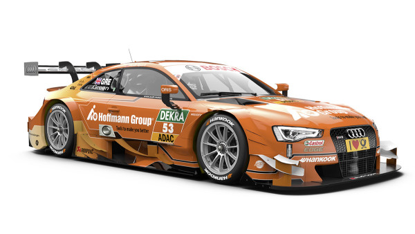 53 – Jamie Green – Hoffmann Group Audi RS 5 DTM – Audi Sport Team Rosberg