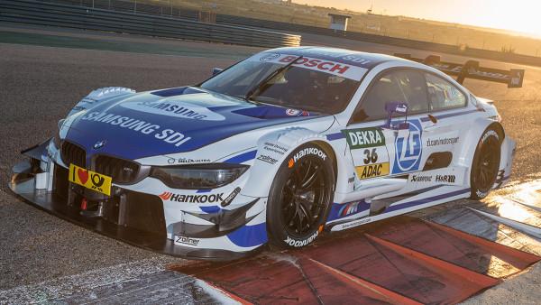 36 – Maxime Martin – SAMSUNG BMW M4 DTM – BMW Team RMG