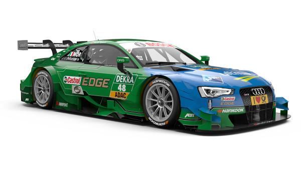 48 – Edoardo Mortara – Castrol Edge Audi RS 5 DTM – Audi Sport Team Abt