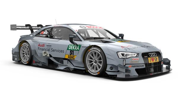 51 – Nico Müller – Audi Financial Services Audi RS 5 DTM – Audi Sport Team Rosberg