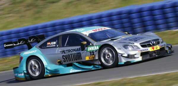 12 – Daniel Juncadella – Petronas Mercedes C63 DTM – Mücke Motorsport