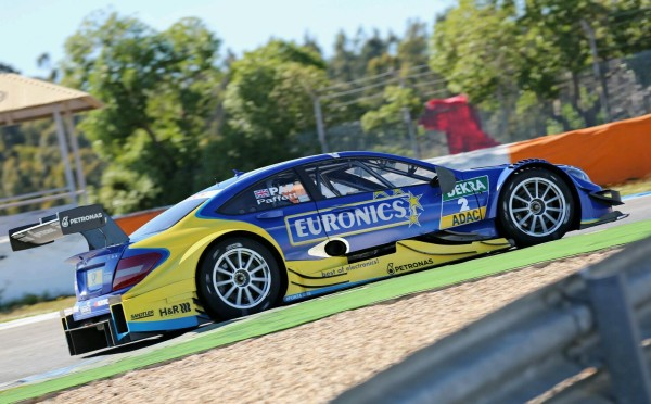 2 – Gary Paffett – Euronics Mercedes C63 DTM – ART Grand Prix