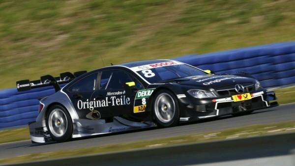 8 – Christian Vietoris – Original Teile Mercedes C63 DTM – HWA AG