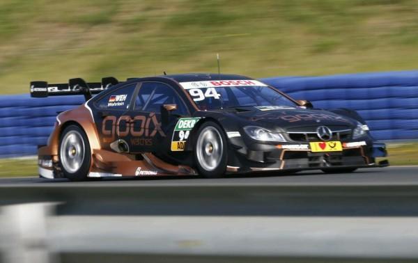94 – Pascal Wehrlein – gooix Mercedes C63 DTM – HWA AG