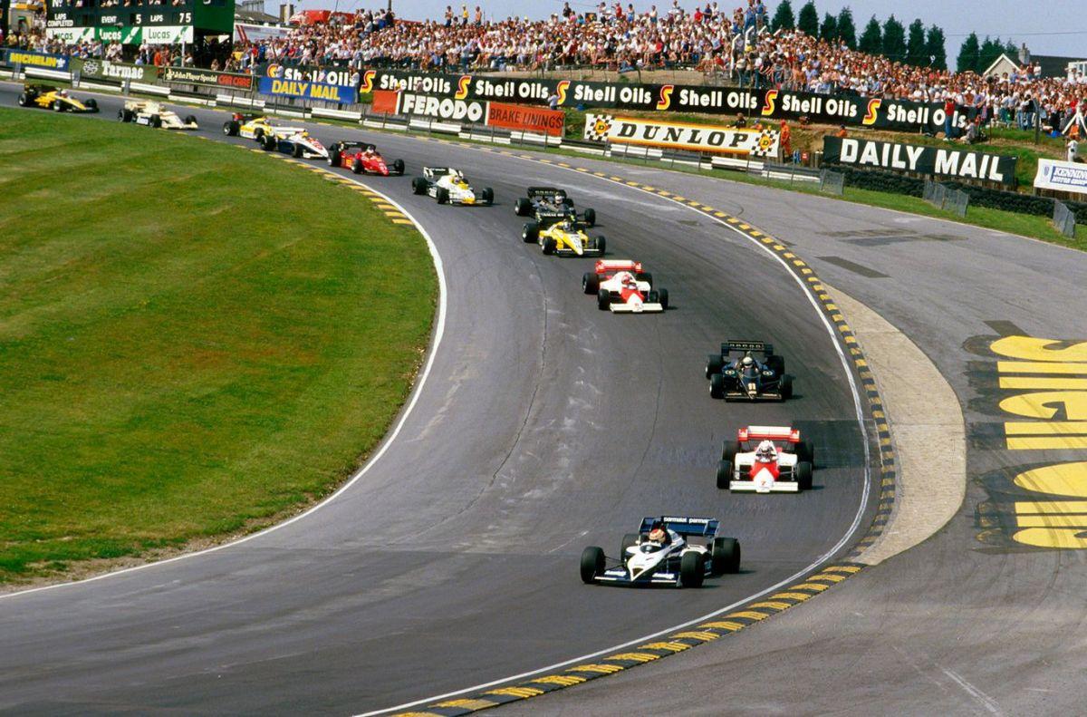 F1 - Top10 das pistas que gostávamos de rever no calendário da F1