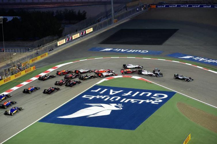 f1 bahrein