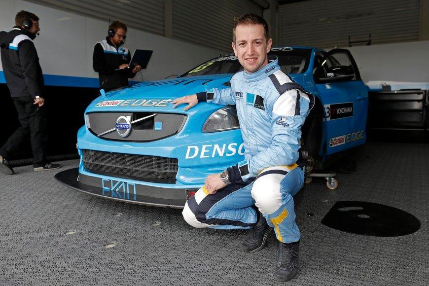 Nestor Girolami - Volvo