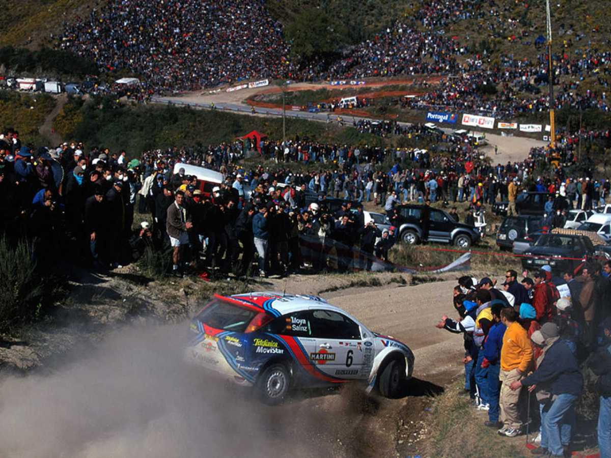 WRC - Quais os mais espectaculares ralis do mundo?