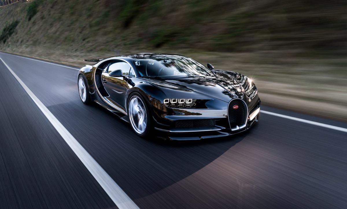 Em vez da novela: Bugatti Chiron