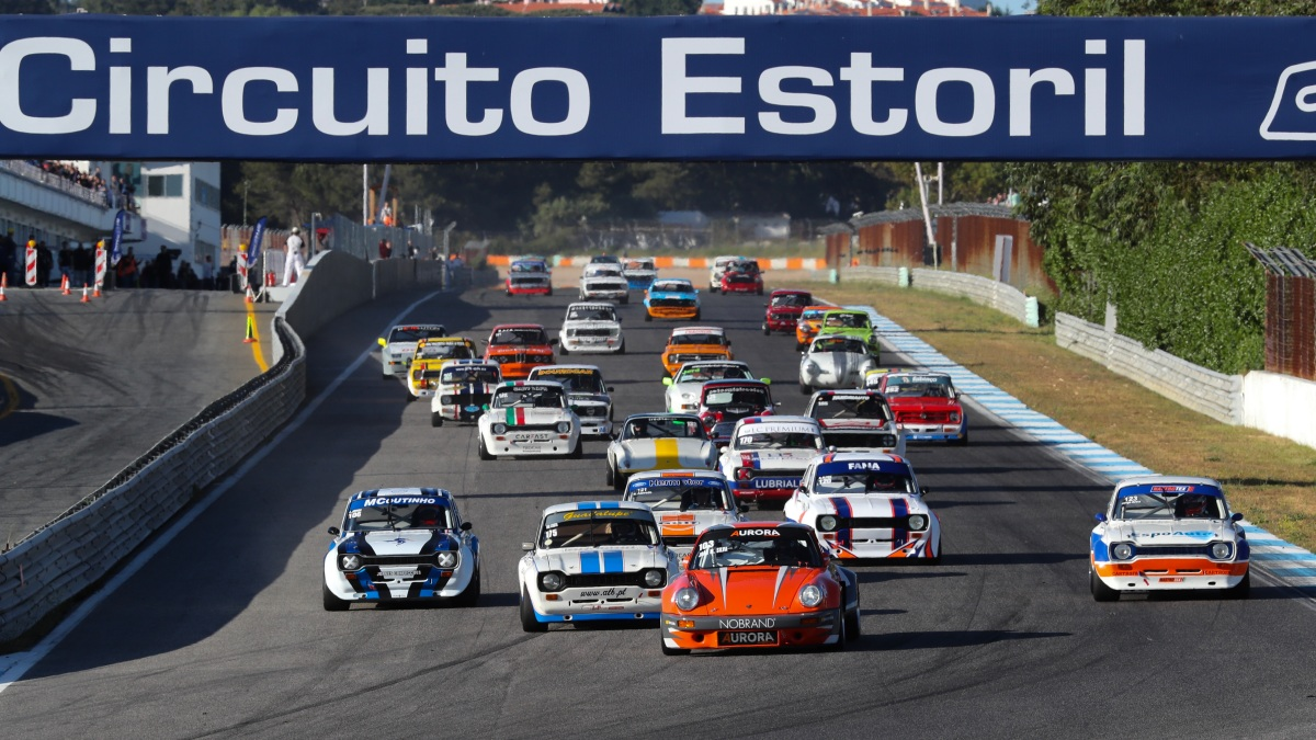Velocidade arranca este fim-de-semana com o Estoril Super Racing Series