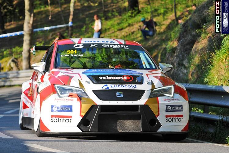 Luis Nunes - Rampa Penha - Veloso Motorsport