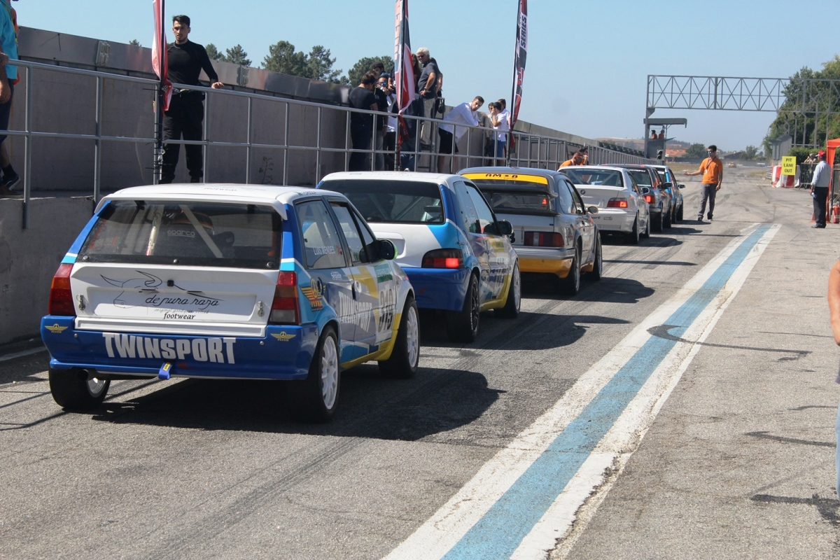 Racing Weekend - Braga: Resultados das qualificações dos Legends