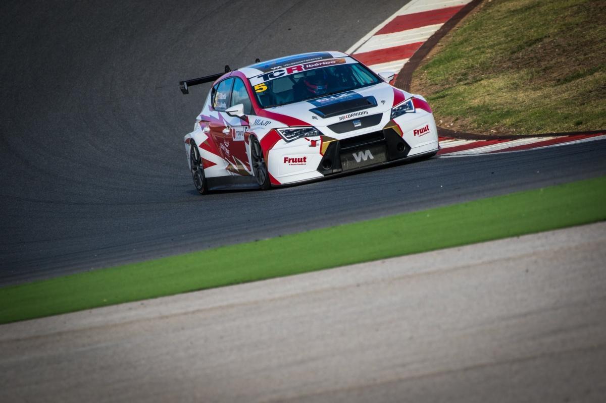 CNVT - ER Motorsport com duplo pódio em Portimão