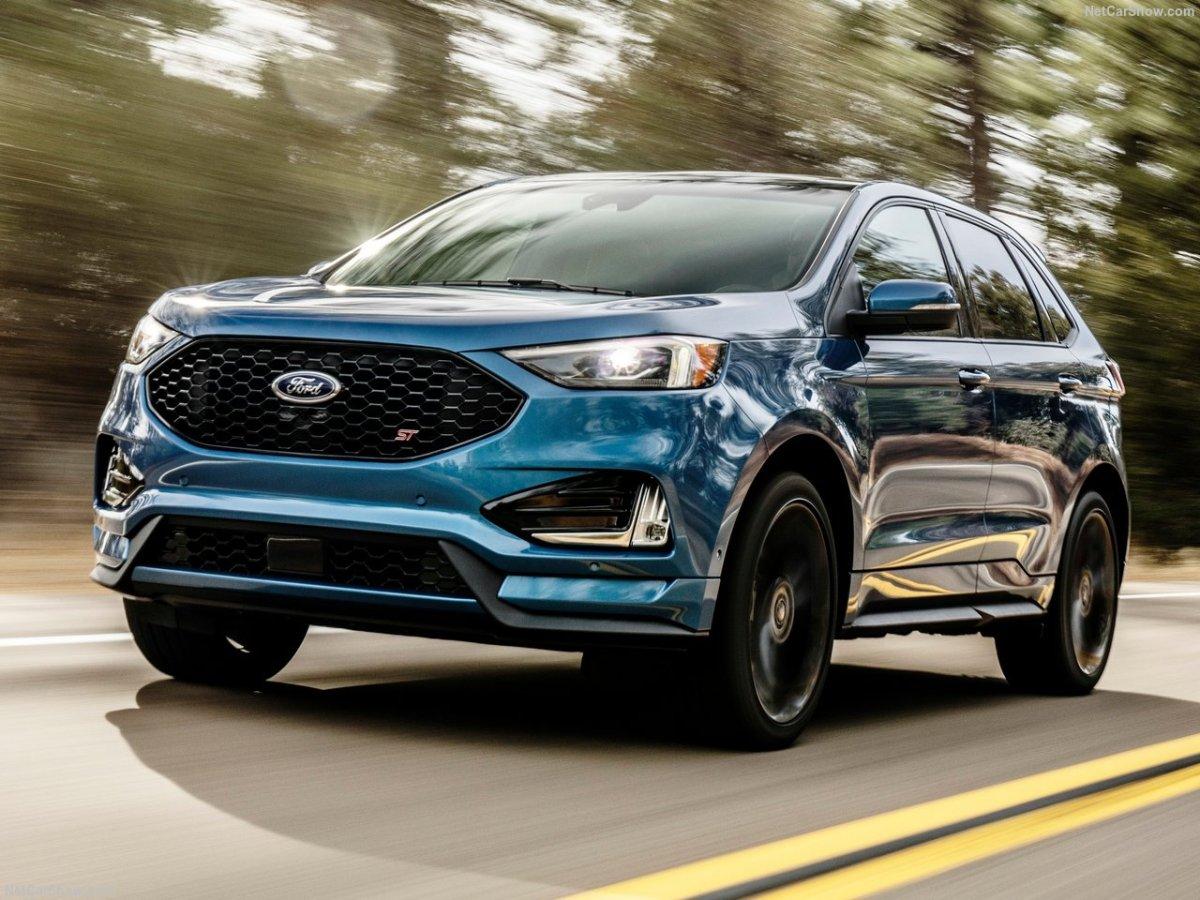 Estrada - Ford Edge ST: o primeiro SUV desportivo da Ford
