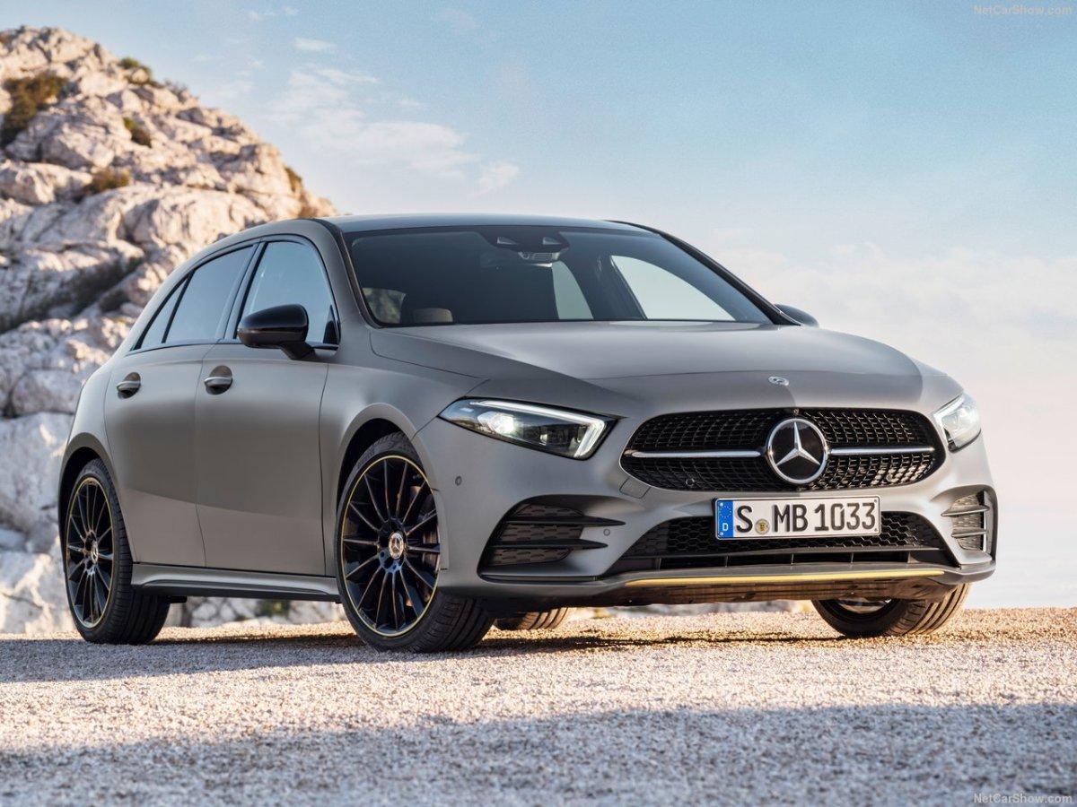 Novo Mercedes-Benz Classe A: Luxo em ponto pequeno