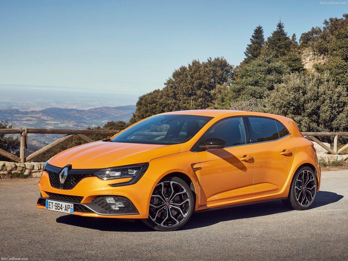 Renault Mégane R.S: Agora sim todos os detalhes