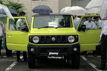 2019 Suzuki Jimmy