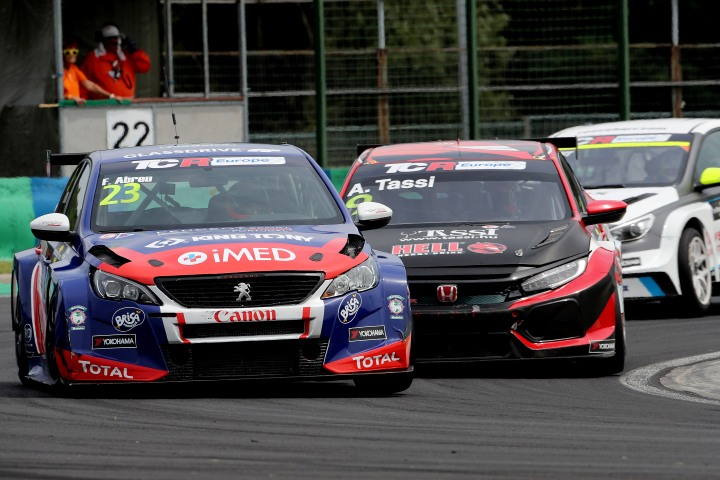 TCR Europe Budapest, Hungary 06 July 2018