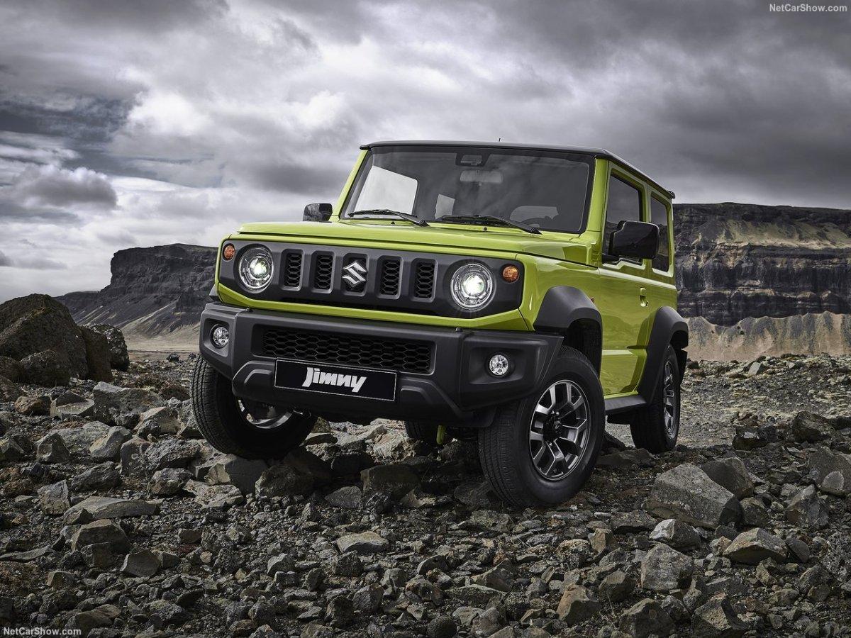 Estrada - Novo Suzuki Jimny obtêm apenas 3 estrelas nos testes de segurança