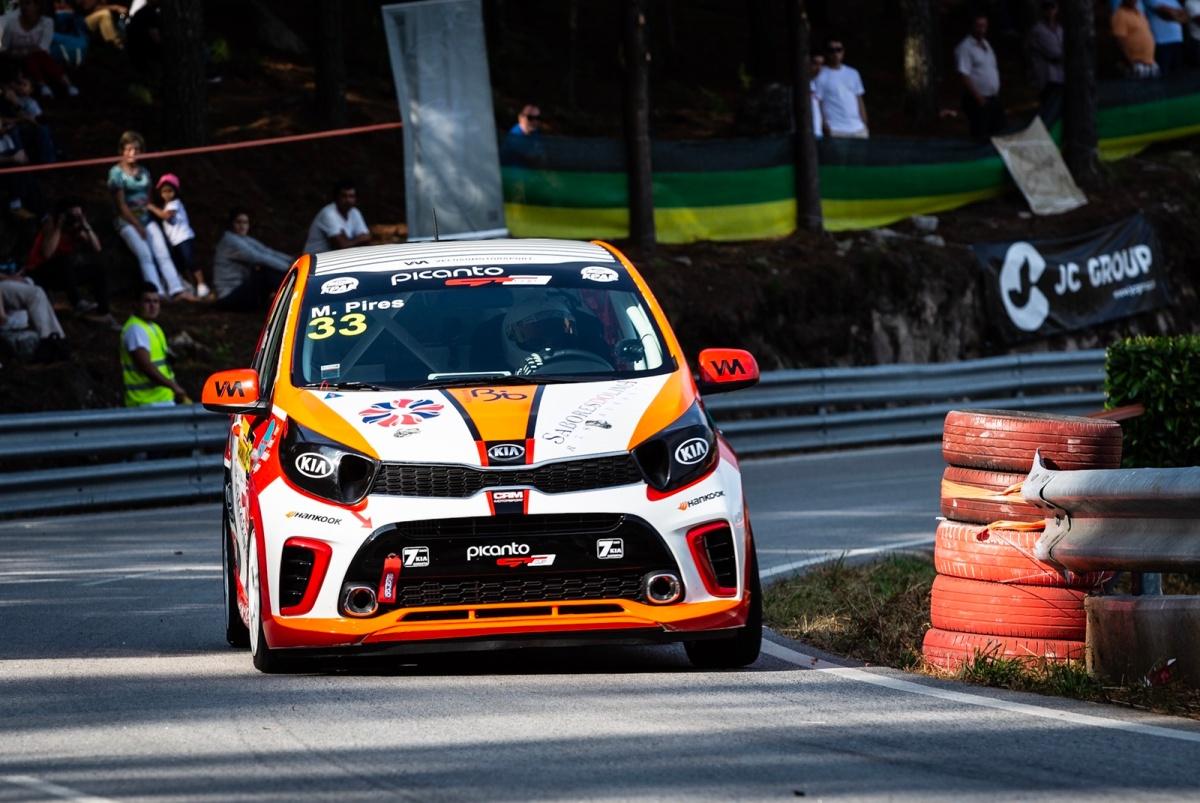 CPM/Kia Picanto GT Cup - Domínio absoluto da Veloso Motorsport no Caramulo