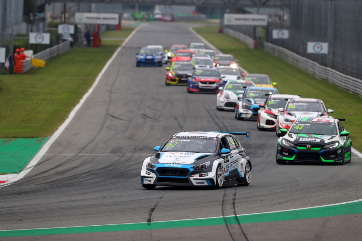 TCR Europe - Borkovic desqualificado