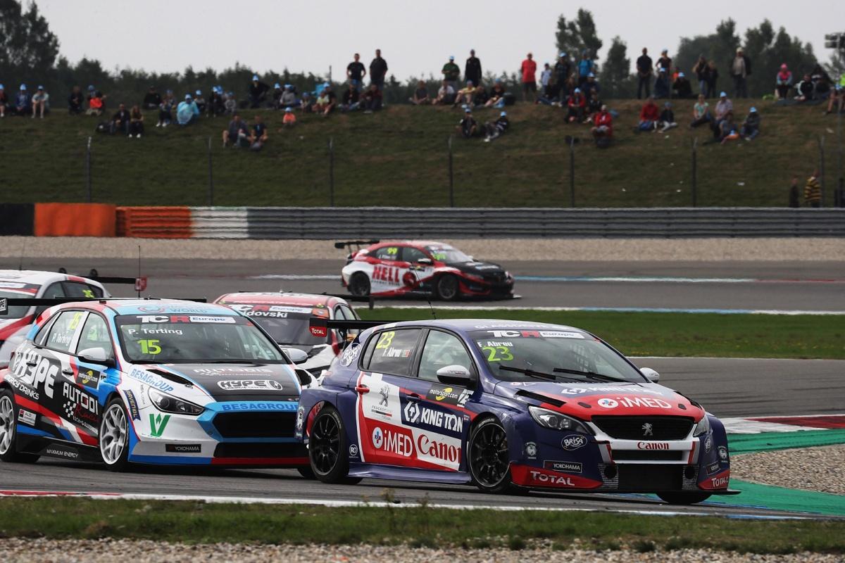 TCR Europe - Monza deu corrida acidentada