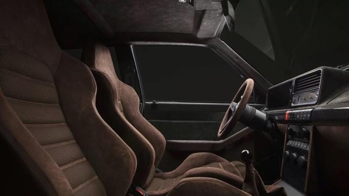 Lancia Delta Futurista by Automobili Amos