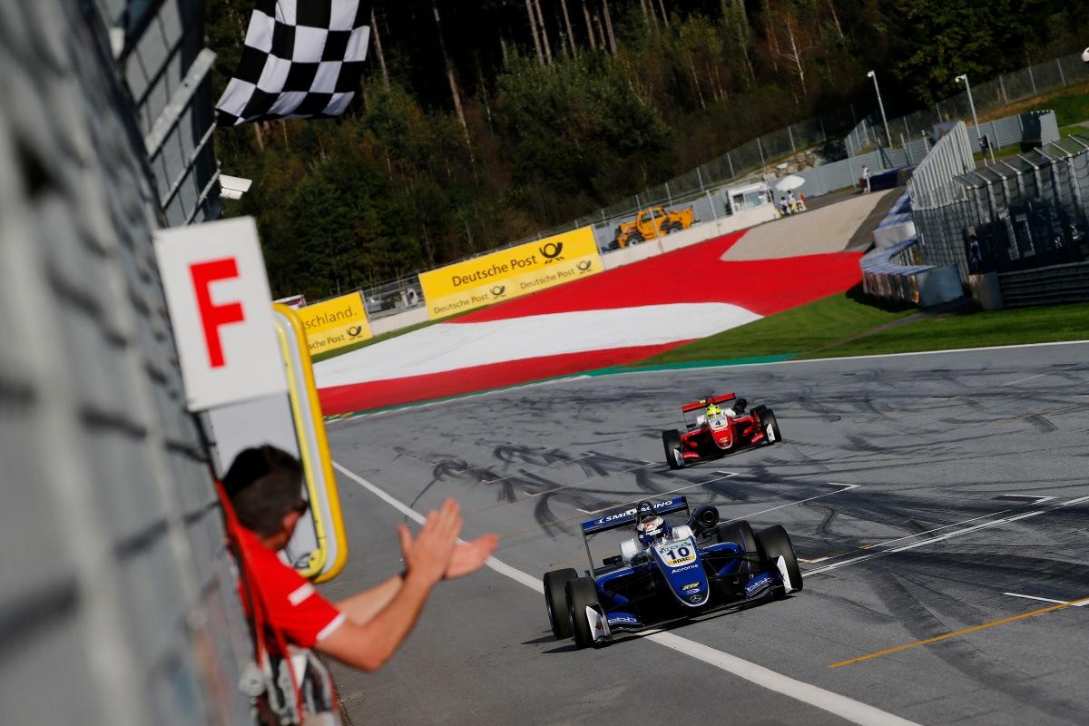 F3 - Vitórias de Schumacher e Shvartzman levantam dúvidas a Ticktum