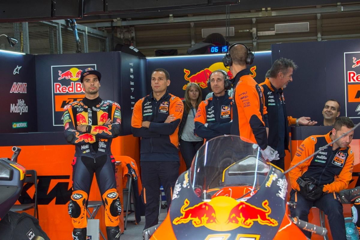 MotoGP/Moto2 - Miguel Oliveira parte amanhã da 3ª linha da grelha