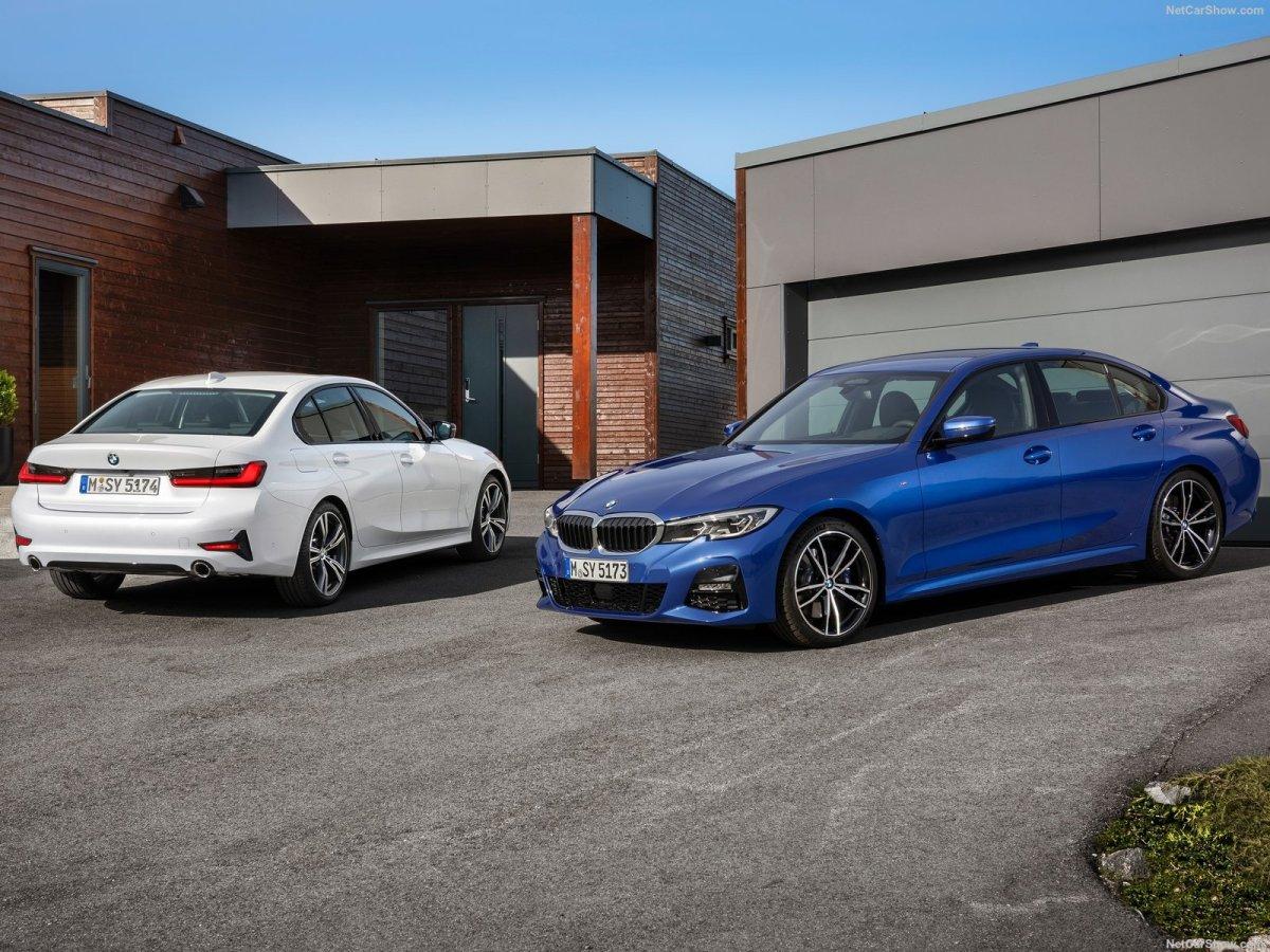 Estrada - Já há preços para o novo BMW Série 3 (G20)